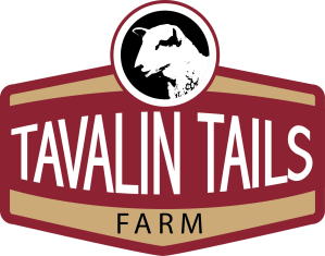 Tavalin Tails Farm Logo Color